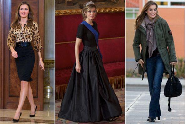 La nueva reina de España tiene más que un hermoso rostro, su guardarropa...