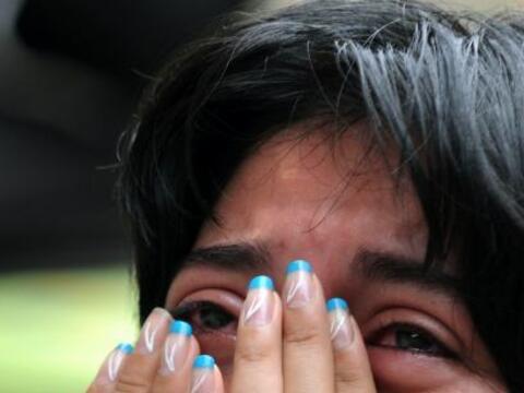 El promedio de muertes violentas en Honduras se duplicó a 16.2 por día e...