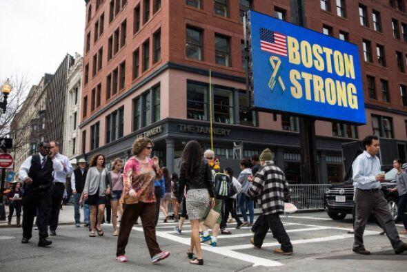 Biden y su esposa, Jill, viajarán a Boston para asistir al acto que marc...