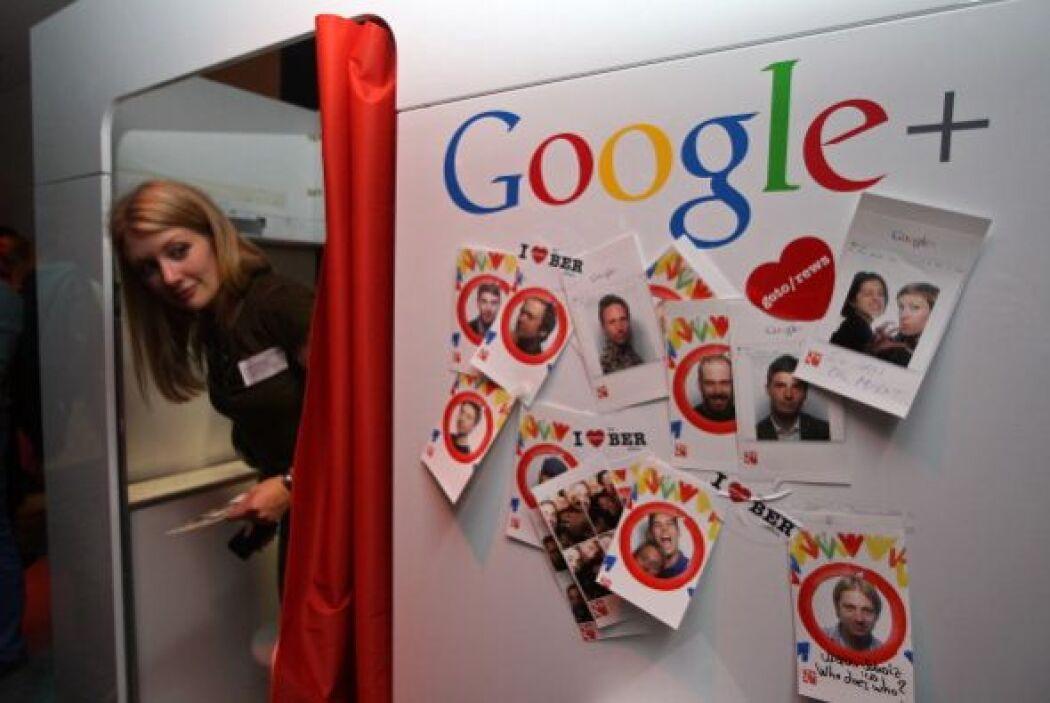 El cumpleaños de Google. El gigante de Internet Google celebró en septie...