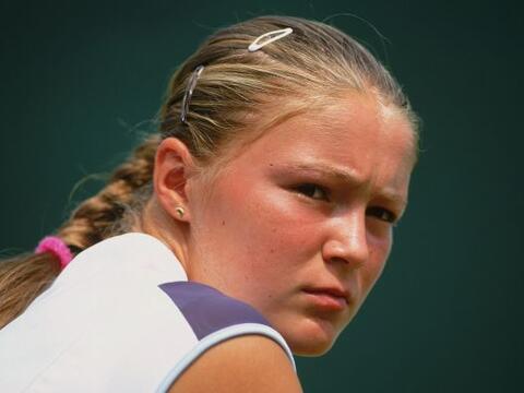 ¡Feliz cumpleaños Dinara Safina! Esta tenista rusa naci&oac...