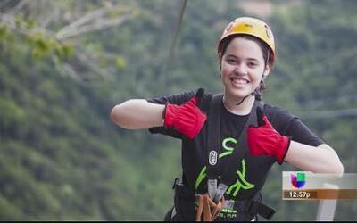 Le cumplen el sueño a la joven Marta Lisette en el corazón de Puerto Rico