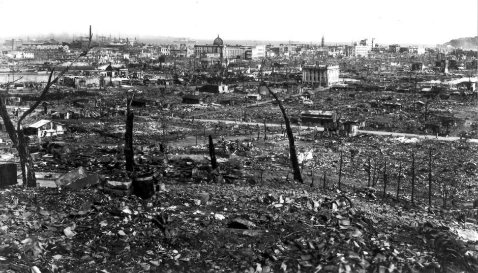 El Gran Terremoto en la Región de Kanto, Tokio, en 1923: A juzgar por su...