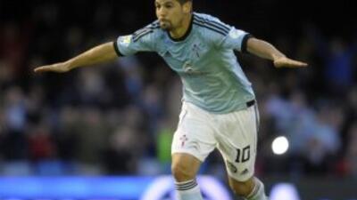 El equipo de Luis Enrique se robó tres puntos de Pamplona.