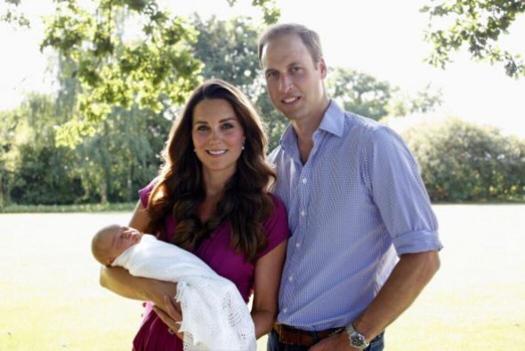 La revista estadounidense Vanity Fair dedicó al niño y a sus padres la p...