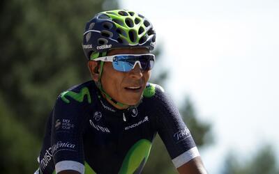 Como historiador, Nairo Quintana es un gran ciclista