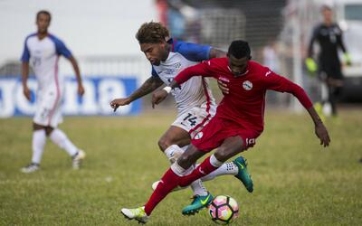 Cuba y Estados Unidos se midieron en el estadio Pedro Marrero.