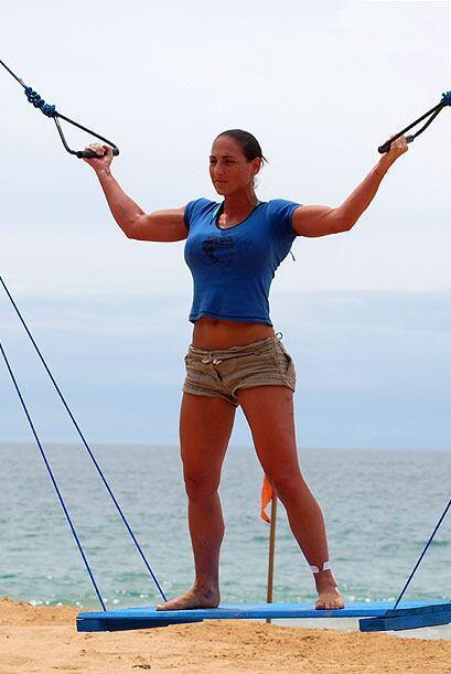 Gracias a su fuerza y coraje, las Barracudas ganaron este desafío y con...
