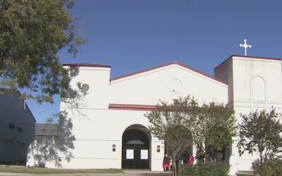 La Iglesia San Mateo cerró sus puertas tras 40 años de servicio en el su...