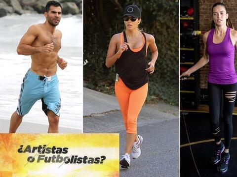 A las celebridades les encanta mantenerse en forma, pero ahora que se ac...