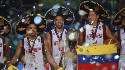 """""""Las felicitaciones de USA Basketball y la invitación a un amistoso con..."""