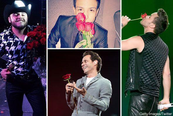 ¿Te gustan los hombres románticos? Estos cantantes además de ser guapos,...