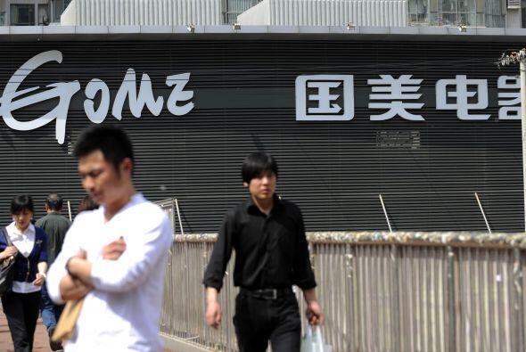 El Tribunal Popular Intermedio No.2 de Beijing también lo acus&oa...