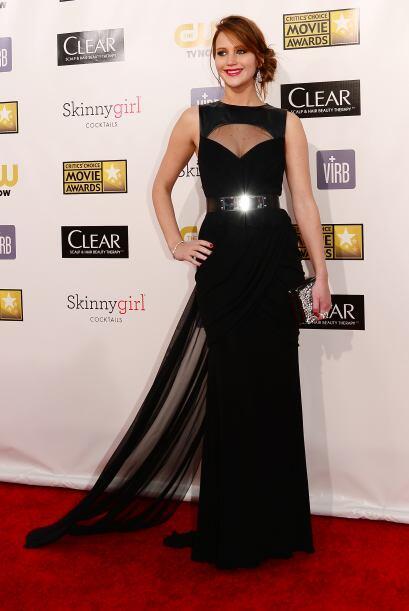 Jennifer Lawrence ha usado todo tipo de color de cabello y siempre luce...