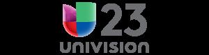 Univision 23 Dallas Logo_300x80