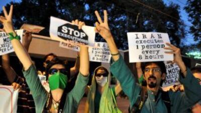Las protestas que sacuden al mundo musulmán desde las insurrecciones de...