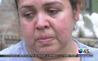 Habla madre de joven asesinado en un asalto bancario