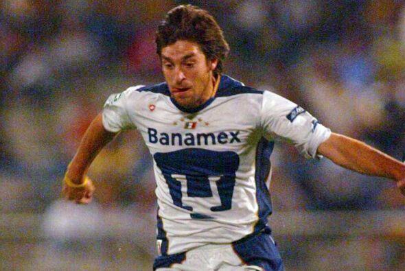El uruguayo Diego Alonso fue un 'trotamundos'. Jugó en Uruguay, Argentin...