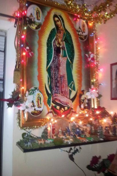 Maria Elena Rendon tendrá muy presente a la Virgen de Guadalupe e...