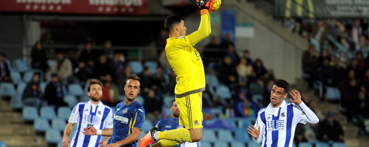 Video: Getafe vs Real Sociedad