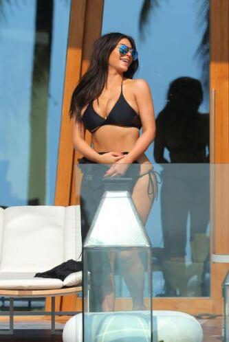 Respira profundo y abre bien los ojos porque Kim te hará sudar nuevament...