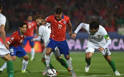 Chile enfrnetará a Uruguay, actual campeón de América