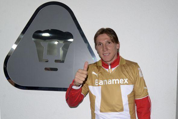 Leandro Augusto  País de Origen: Brasil  Equipo: Pumas UNAM  Desde el añ...