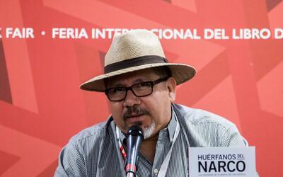 El periodista Javier Valdez Cárdenas. (Archivo)