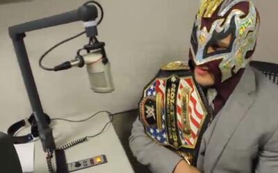 Kalisto habla de su experiencia en Wrestlemania
