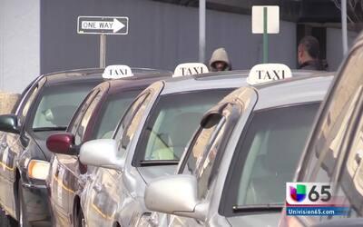 Taxistas de Camden denuncian competencia desleal de conductores privados
