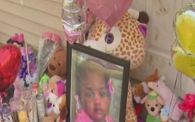 Aclaran dónde encontraron sin vida a la niña Semaj Cosby en su hogar en...