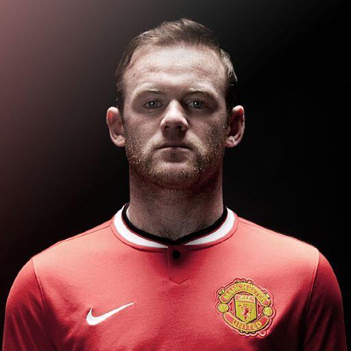 En el sexto lugar se encuentra el inglés Wayne Rooney con 9,979,216 segu...