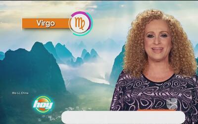 Mizada Virgo 18 de octubre de 2016