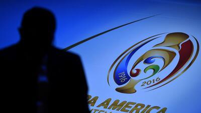 La Copa América Centenario 2016 se disputará en Estados Unidos