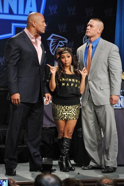 A partir de ese momento, esta estrella de la lucha libre no dejó...