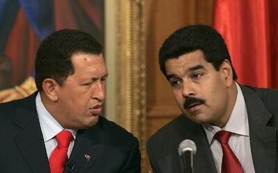 Revelan que cuando Nicolás Maduro era canciller de Hugo Chávez recibió m...