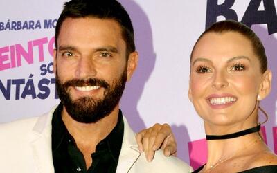 Marjorie de Sousa y Julián Gil dieron detalles de su embarazo y de su pr...