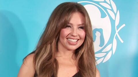Thalía involucrará a sus hijos para luchar juntos por los derechos de lo...