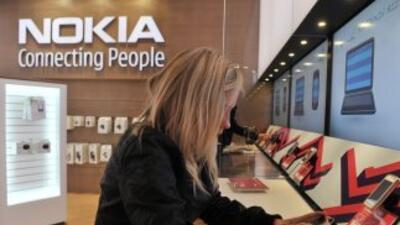 El consejero delegado de Nokia, Stephen Elop, justificó los resultados e...