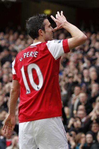 El '10' del Arsenal mantiene un excelente nivel y su racha goleadora no...