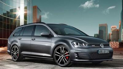Esta versión del Golf GTD utiliza un motor turbo diesel de 2.0 litros co...