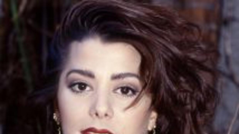 Alejandra Guzmán, la 'Reina del rock'.
