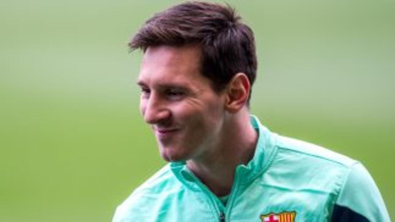 La sonrisa volverá al rostro de Lionel con su retorno a las canchas, que...