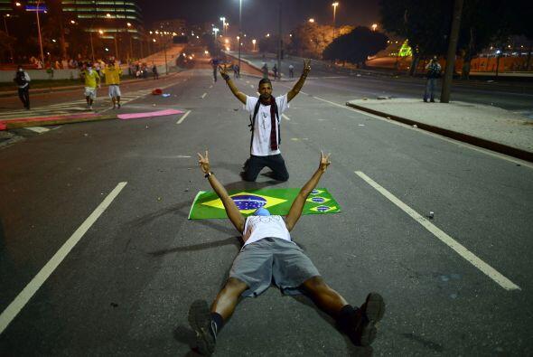 Este es el primer manifestante muerto en las protestas que comenzaron ha...