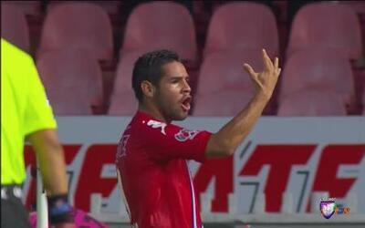 Los Tiburones Rojos de Veracruz vencieron al Tijuana por 1-0