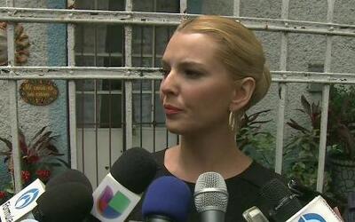 Marjorie de Sousa confesó como se siente trabajar con su ex Julián Gil