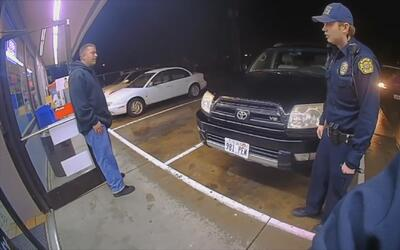 In video: police in Utah shoot dead a Hispanic man with 16 shots fired a...