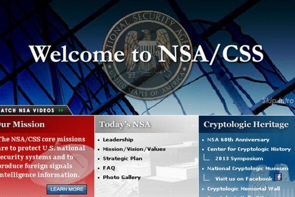 La NSA, agencia estadounidense encargada de interceptar comunicaciones,...