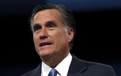 Mitt Romney está a favor de un aumento en el salario mínimo