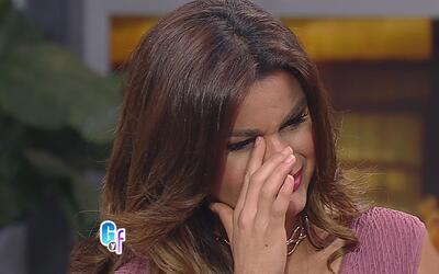 Clarissa Molina rompió en llanto revelando su duro pasado
